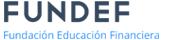 FUNDEF - Fundación de Educación Financiera